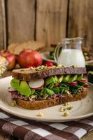 recette de sandwich d'été chipotle-avocat