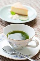 l'heure du thé, le thé de l'après-midi photo