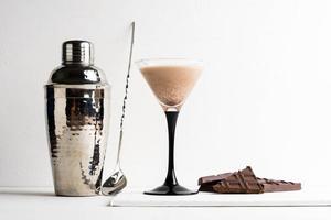 Martini au chocolat photo