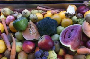 fruits et légumes photo
