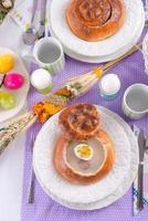 soupe de seigle aigre photo