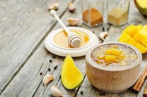 chutney de mangue photo