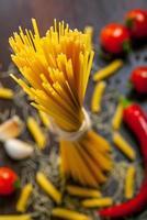 spaghetti aux pâtes