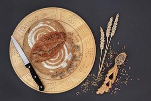 pain de seigle photo