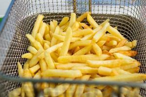 cuisine frites