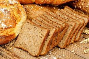 pain toasté photo