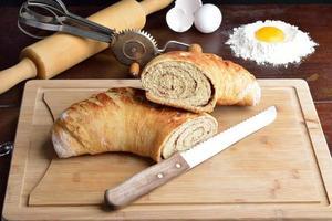 pain à la cannelle photo