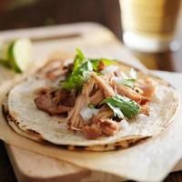 tacos mexicains authentiques photo