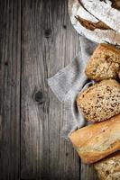 fond de pain photo