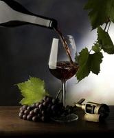 vin rouge photo
