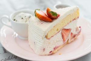tarte sablée à la fraise