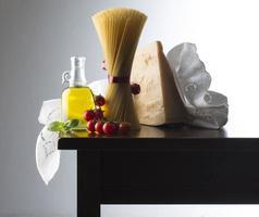 nourriture italienne photo