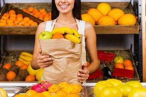 vendre de la santé. photo