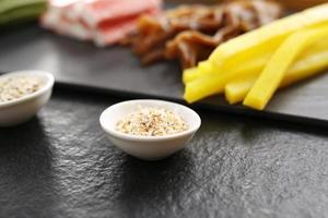 cours de fabrication de sushis