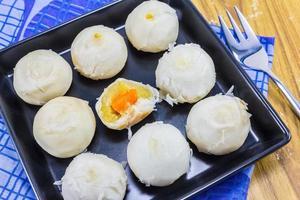 gâteau de lune thaï (dessert thaï)
