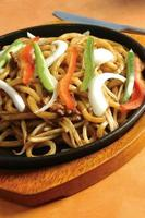 nouilles sizzler udon photo