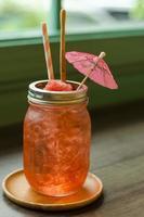 glace pastèque