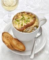 zupa cebulowa photo