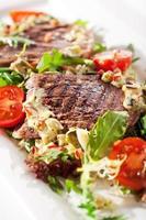 salade de langue de boeuf
