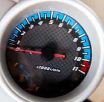 indicateur de moto photo