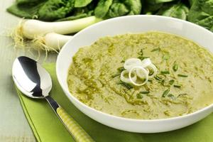 potage de légumes photo