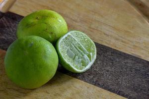 fruits aigres photo