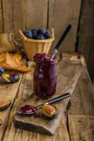 confiture de prune domestique