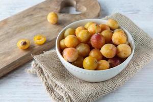 mirabelle prunes