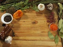 table de cuisine photo