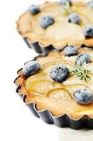 gâteaux aux fruits photo