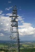 tour de télécommunication photo