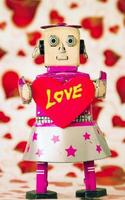 amour de robot photo