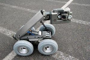 robot à distance photo