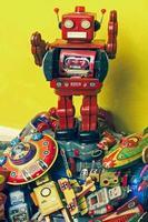 des robots photo