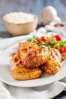 ailes de poulet épicées buffle
