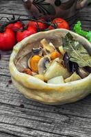 ragoût de légumes photo