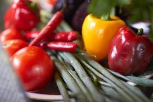 des légumes photo