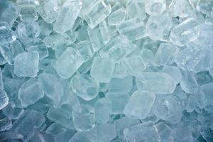 fond de roche de glace