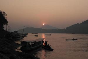 Rivière mékong photo