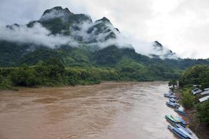 rivière nam ou photo