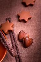 chocolats divers photo