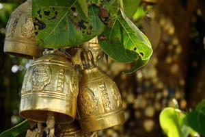 cloches de la Thaïlande photo