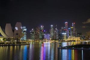 Singapour. photo