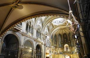 cathédrale de monserrat photo