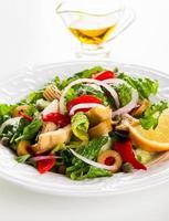 salade d'artichaut photo