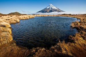 paysage de la Nouvelle-Zélande
