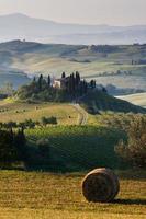 le paysage toscan