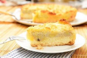 gâteau à la banane photo