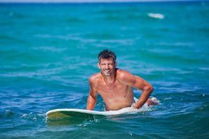 homme de surf photo
