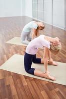 Cours de yoga photo